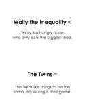 Inequality / Equation Poems