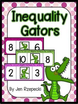 Inequality Gators
