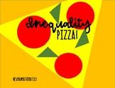 Inequality Pizza