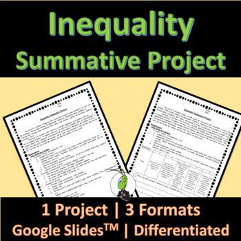 Inequality Summative Project