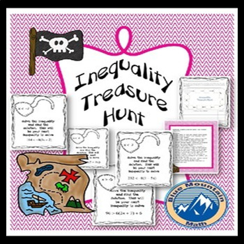 Inequality Treasure Hunt