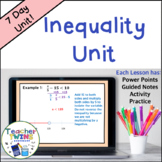 Inequality Unit