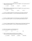 Inequality triangle theorem BILINGUAL Geometry HW translat