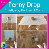 Inertia And Gravity Lab: Investigate The Laws Of Motion With 4th And 5th Grade