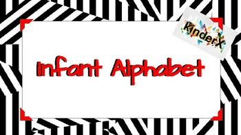 Infant Alphabet