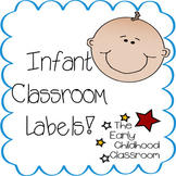 Infant Classroom Labels