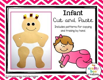 Infant Cut and Paste