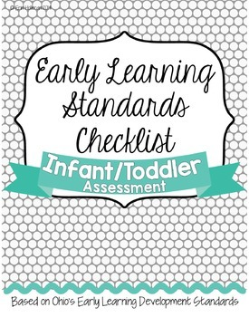 Infant Toddler Developmental Assessment EDITABLE
