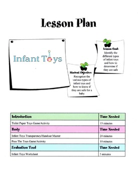 Infant Toys Lesson