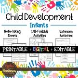 Infants - Interactive Note-taking Activities