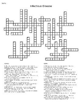 Infectious Disease Crossword