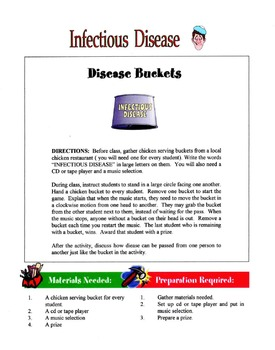 Infectious Disease Lesson