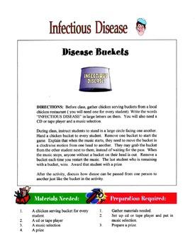 Infectious Disease Lesson