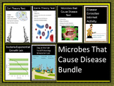 Microbes That Cause Disease Bundle