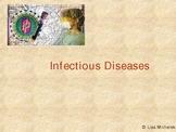 Infectious Diseases Bacteria Virus PowerPoint Presentation Lesson Plan