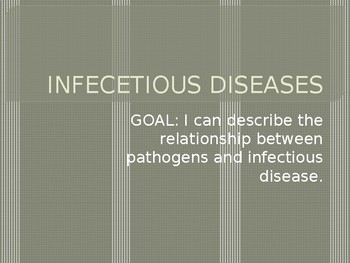 Infectious Diseases PPT