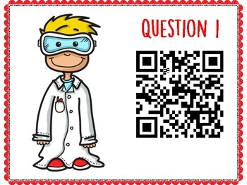 Infectious & Noninfectious Diseases QR Code Hunt (Content Review or NB Quiz)