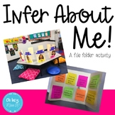 Infer About Me: A File Folder Activity