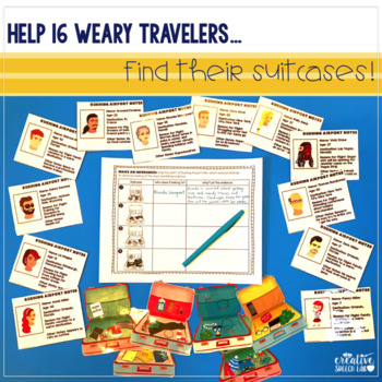 Infer & Explain Travel Trouble: No Prep Winter Edition