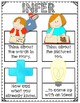 Making Inferences Poster, Cards & Song for Kindergarten and First Grade