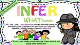 Infer WHAT Bundle -Digital & Print resources-Integrates SE
