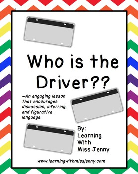 Infer and Discuss! Who is the Driver?