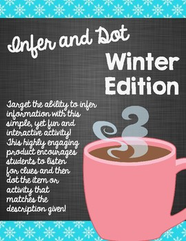 Infer and Dot: Winter Edition