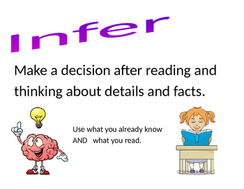 Infer mini poster