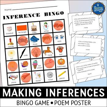 Inference Bingo