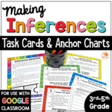 Making Inferences Task Cards and Anchor Charts