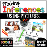 Making Inferences Worksheets Using Pictures