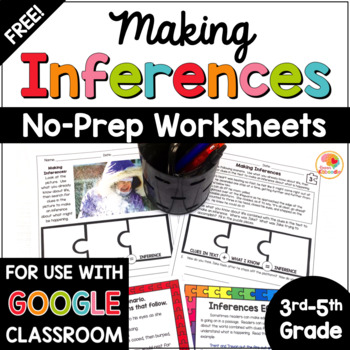 Inferences Printables FREE