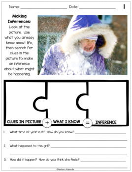 photograph regarding Printable Inference Games named Inferences Printables Cost-free