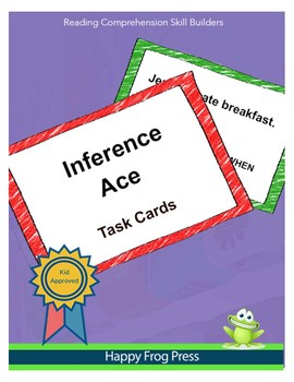 Inference Ace Task Cards