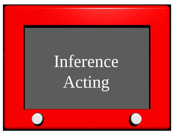 Inference Acting