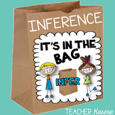 Inference Activity and Hands on  Reading Comprehension, INFER: It's in the BAG