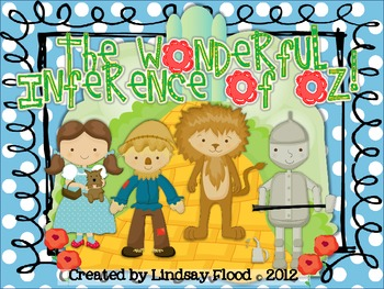 Inference Activity - The Wonderful Inference of Oz