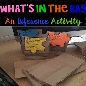 Inference Activity: What's In The Bag?