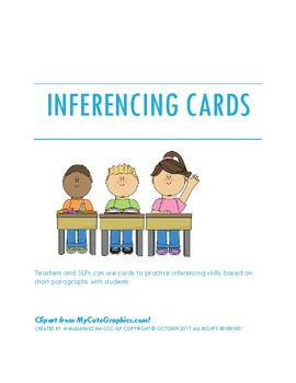 Inference Cards