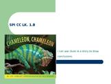 Inference: Chameleon Chameleon