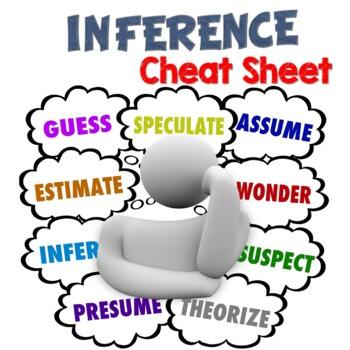 Inference Cheat Sheet