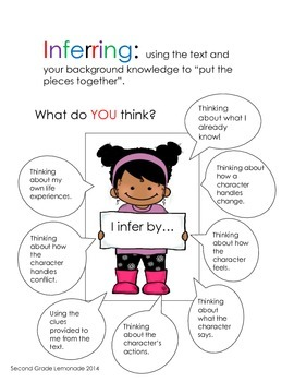 Inference Comprehension Packet