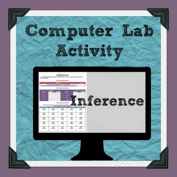 Inference Computer Lab Activity