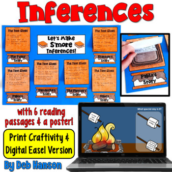Inferences Craftivity