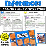 Inferences Craftivity