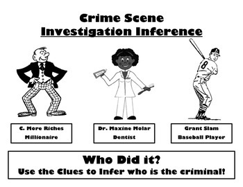 Inference Crime Scene Investigation
