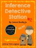 Inference Detective Station #2