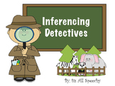 Inference Detectives Zoo Animal Escape