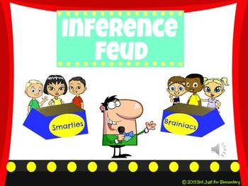 Inference Feud Powerpoint Game