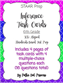Inference [Fiction & Non-Fiction] Task Cards - STAAR Test Prep/Review